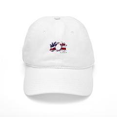 Hand Sign Flag Baseball Cap