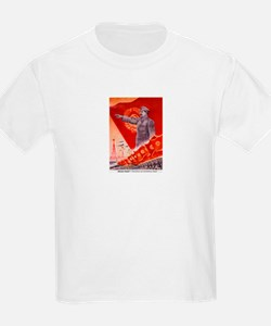Unique Lenin T-Shirt