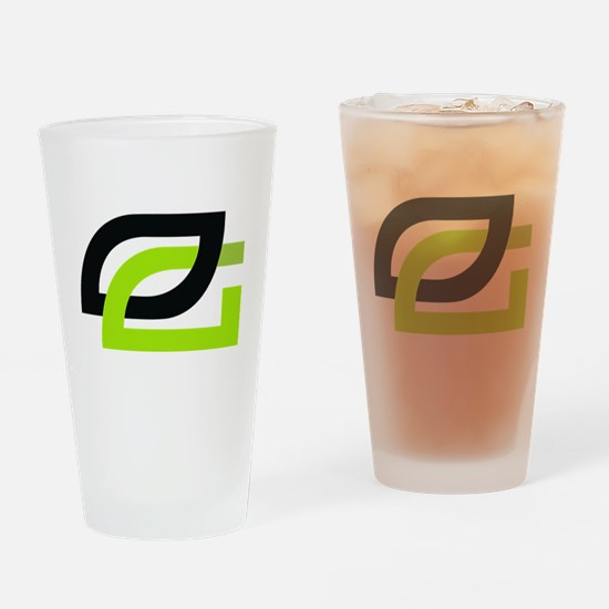 Optic Drinking Glass