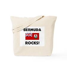 Bermuda Rocks Tote Bag