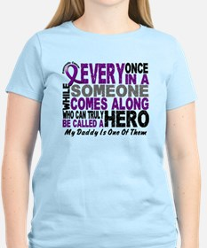 HERO Comes Along 1 Daddy PC T-Shirt