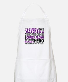 HERO Comes Along 1 Daddy PC BBQ Apron
