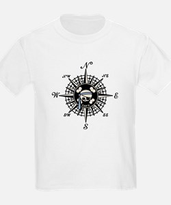 Compass Cap'n Pappy T-Shirt