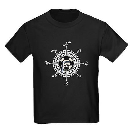 Compass Cap'n Pappy Kids Dark T-Shirt