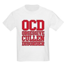 OCD-RED T-Shirt