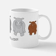 Rhinos Mug