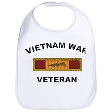 Vietnam War Veteran 3 Bib