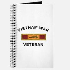 Vietnam War Veteran 3 Journal