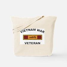 Vietnam War Veteran 3 Tote Bag