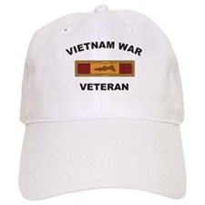 Vietnam War Veteran 3 Baseball Cap