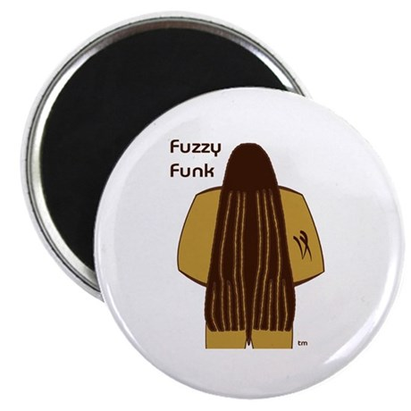 """Fuzzy Funk 2.25"""" Magnet (10 pack)"""