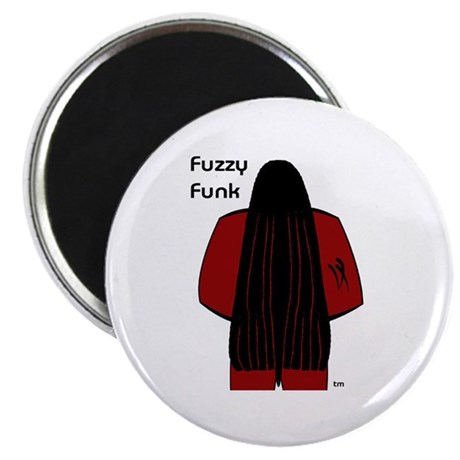 "Fuzzy Funk 2.25"" Magnet (10 pack)"