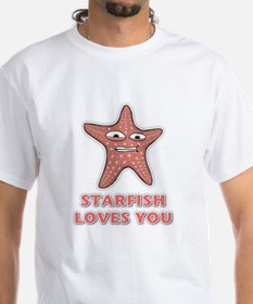 Starfish Loves You Shirt