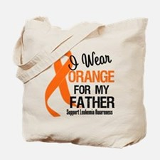 I Wear Orange For My Father Tote Bag
