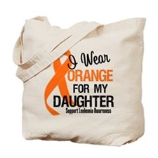 I Wear Orange For My Daughter Tote Bag