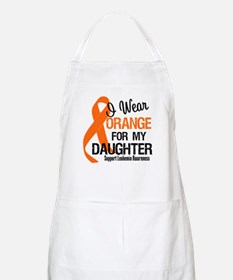 I Wear Orange For My Daughter BBQ Apron
