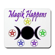 Magik Happens Mousepad