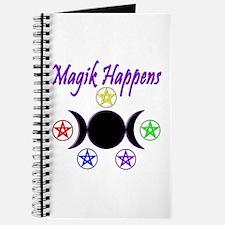 Magik Happens Journal