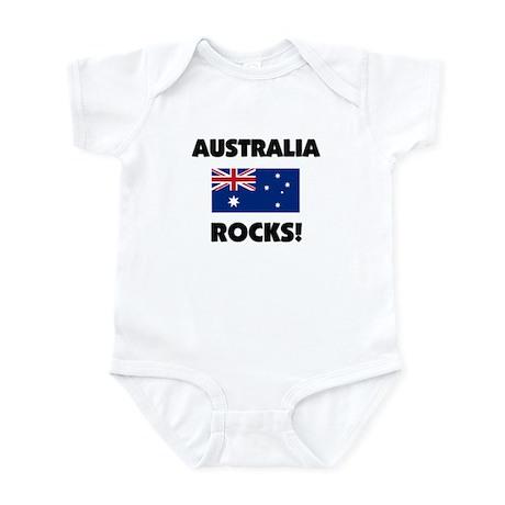 Australia Rocks Infant Bodysuit