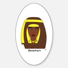 Betelhem Oval Decal