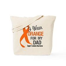I Wear Orange For My Dad Tote Bag