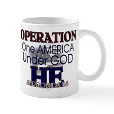 Operation One America Under G Mug