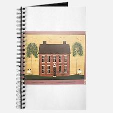 Cute School houses Journal