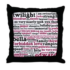 Cool Twilight Throw Pillow