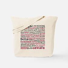 Unique Breaking dawn quotes Tote Bag