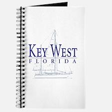Key West Sailboat - Journal
