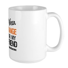 I Wear Orange For Boyfriend Mug