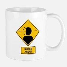 Sniper Warning - Rifle Mug