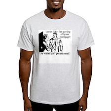 Mortgage T-Shirt