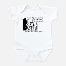 Mortgage Infant Bodysuit
