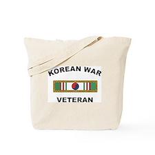 Korean War Veteran 1 Tote Bag