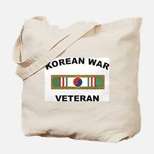 Korean War Veteran 1 Tote Bag