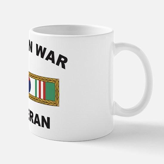 Korean War Veteran 1 Mug