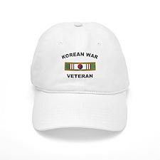 Korean War Veteran 1 Baseball Cap