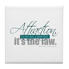 Atraction Tile Coaster