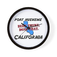 port hueneme california - been there, done that Wa