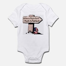 220 Years Infant Bodysuit