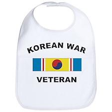 Korean War Veteran 2 Bib