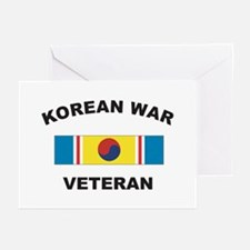 Korean War Veteran 2 Greeting Cards (Pk of 10)