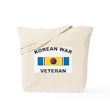 Korean War Veteran 2 Tote Bag