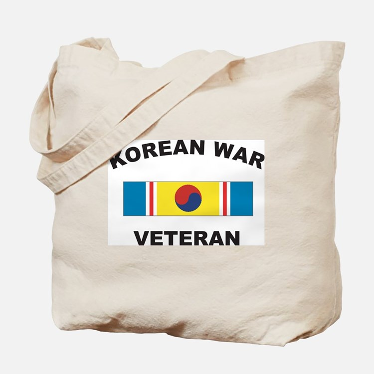 Korean War Veteran 2 Tote Bag