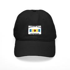 Korean War Veteran 2 Baseball Hat