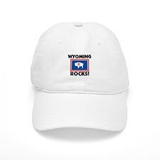 Wyoming Rocks Baseball Cap