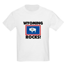 Wyoming Rocks T-Shirt