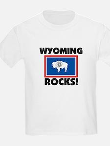 Wyoming Rocks T-Shirt