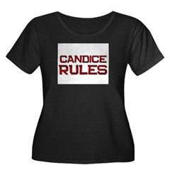 candice rules T